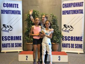 Trophée Féminines Fleuret